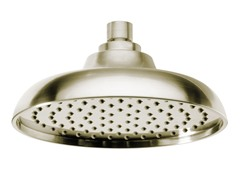 Oasis 7-Inch Rain Can Luxury Shower Head
