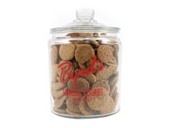 Ginger Snap Cookie Sweet Jar