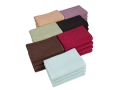 Stratford Quick Dry 4-Pack Bath Towels- 7 Colors