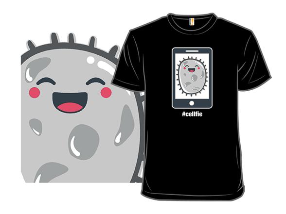 Image of #cellfie T Shirt