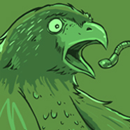 Skeksis wants the Worm