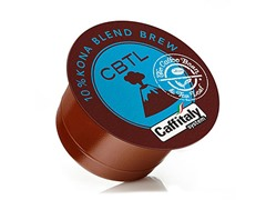 CBTL 10% Kona Blend Brew Coffee Capsules (16-count)