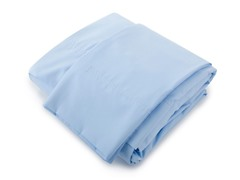 380TC Percale Sheets-Blue-Queen