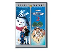Jack Frost & Christmas Vacation 2 [DVD]