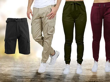 GBH Men's and Women's Bottoms