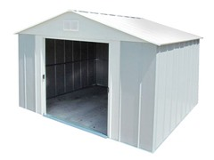 Spacemaker 10' x 9' Steel Shed