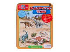 Dinosaur Tin Set