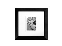 Mode Wood Frame 11x11 Black