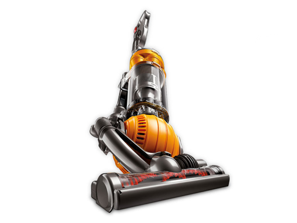 Perfect Dyson DC25 Multi Floor Upright Ball Vacuum   Yellow