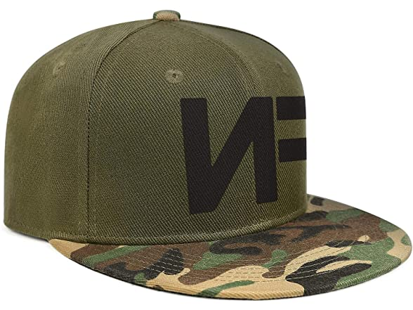 NF Wake Up 2016 Street Hip-Hop Cap