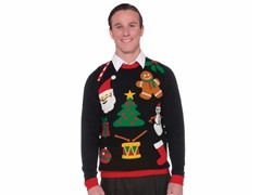 Ugly Holiday Sweaters, Everything Xmas
