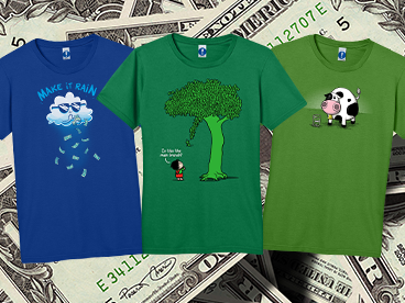 Money T-Shirts