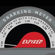 snarking meter