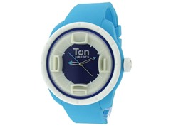 Ten Beats 3H Light Blue/ Blue Watch