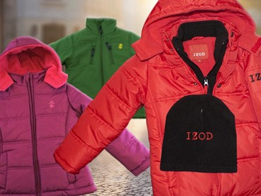 IZOD Kids Coats