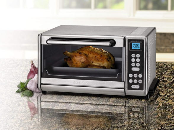 Countertop Convection Oven South Africa : Cuisinart Toaster Oven Broiler - Home & Kitchen