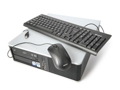 HP dc5800 Small Form Factor Desktop