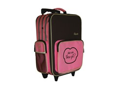 Pink Mini Travel Luggage