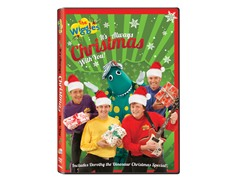 The Wiggles - DVD It's Always Christmas