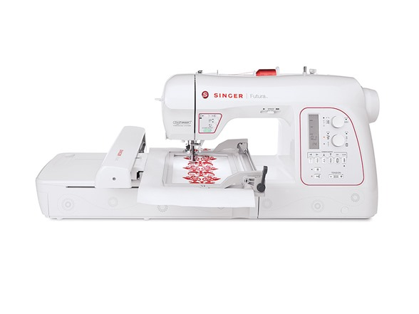 Singer Sewing And Embroidery Machine Mesmerizing Singer Sewing Machine Embroidery