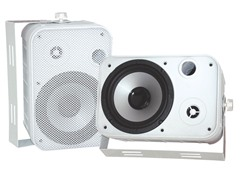 "6.5"" Indoor/Outdoor Waterproof Speakers (Pair)"