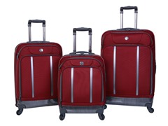 Revo Intercept 3-Piece Set - Red