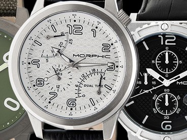 Morphic Men's Watches