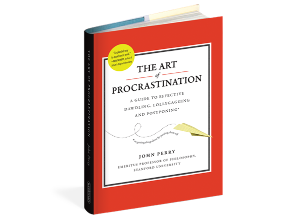 the art of procrastination The art of procrastination has been around so long, we're not even sure when it originated what we do know, according to the online etymology dictionary , is that the first record of the word as we know it today was in the sixteenth century.