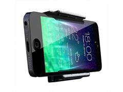 'Koomus Aero Air-Vent Smartphone Holder' from the web at 'https://d3gqasl9vmjfd8.cloudfront.net/356196d8-2c9b-46cf-9208-006c2fdf8c28.jpg'