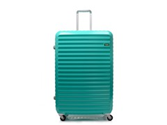 Groove Zipper 3-Piece Luggage Set - 3 Colors