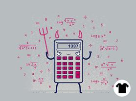 Math Is Evil!
