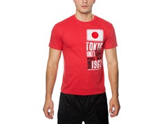 Kappa Tokyo Mondo S/S T-Shirt (S, M)