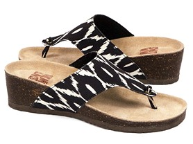 MUK LUKS® Women's Wedge Sandals - 2 Styles