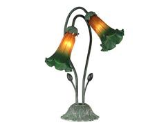 Auratum Lily Accent Lamp