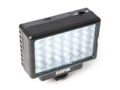 Sunpack 30 LED HDSLR Camera Video Light
