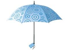 Ripple Effect Lighted Umbrella