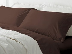 MicroFiber Sheet Set - Chocolate - 4 Sizes