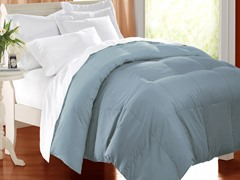 Egyptian Cotton DA Comforter Blue-Twin