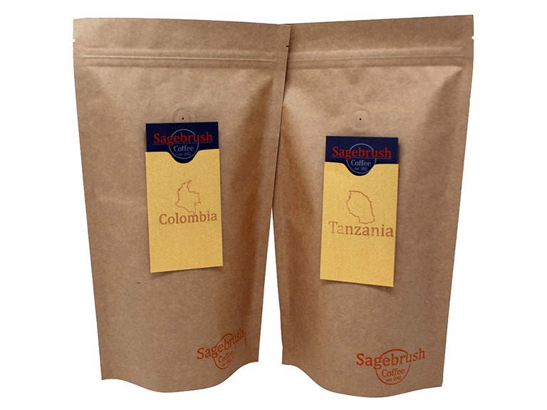 Sagebrush Gold Label Coffee Bundle, 2lbs