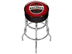George Killians Irish Red Padded Stool