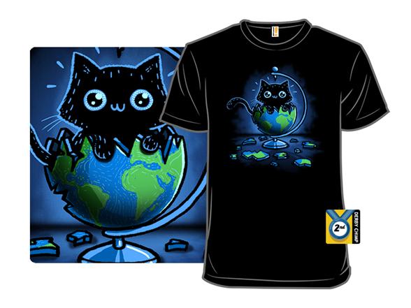 Purrrfect World T Shirt