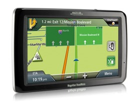 "Magellan 7"" GPS with Lifetime Maps & Traffic"