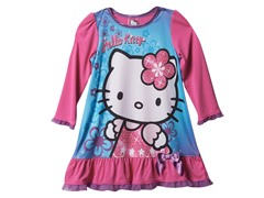 Hello Kitty Gown (2T-4T)