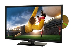 "Affinity 32"" 720p LED HDTV w/ DVD Player"