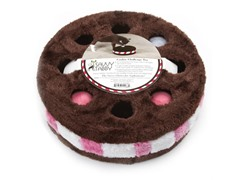 Savvy Tabby™ Cookie Challenge Cat Toy