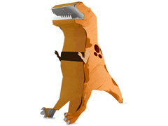 National Geographic T-Rex Cardboard Play