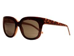Cianna Wayfarer Sunglasses, Glitter Tort