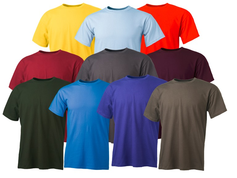 Keya 10-Pack Men's Crew Neck T-Shirt