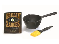 Lodge Grillin' Sauces Kit Grey 15 oz