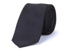 Silk Tie, Black